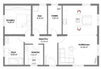 SmartHouse Modul-Kombination 100qm