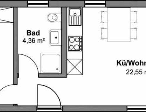 Smarthouse Modul L 37,55qm