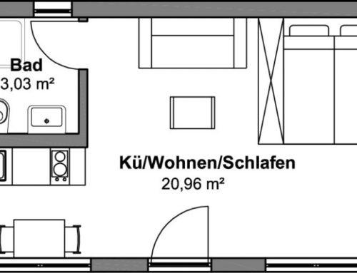Smarthouse Modul S 24qm