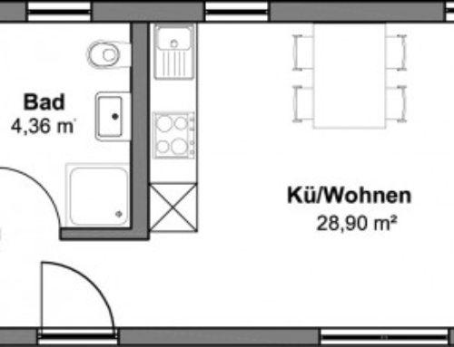 Smarthouse Modul XL 44,66qm