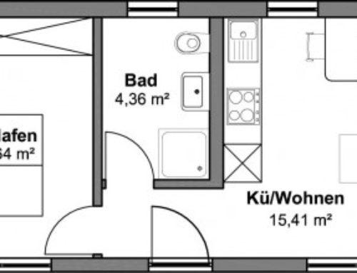 Smarthouse Modul M 30,41qm